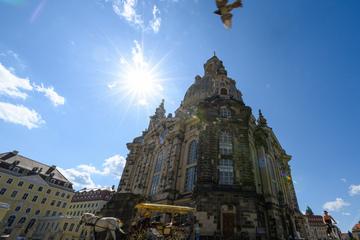 Dresden: Coronavirus in Dresden: Acht neue Infektionen, Inzidenz knapp unter 10