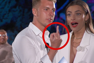 """Are You The One: """"Are You The One""""-Kandidat zeigt Sophia Thomalla den Stinkefinger, die reagiert unerwartet"""
