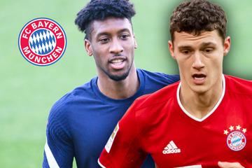 FC Bayern: Gesundheits-Update bei Coman, Sperre für Pavard offiziell bekannt