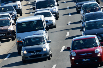 Unfall A3: Langer Stau auf der A3 in Südhessen nach schwerem Lastwagen-Unfall