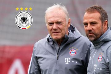 Holt Hansi Flick Ex-Bayern-Co-Trainer Hermann Gerland zum DFB?
