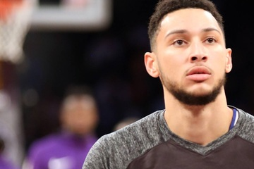 Philly 76ers suspend Ben Simmons for their season opener