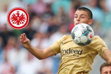 Eintracht Frankfurts Dejan Joveljic geht nach Los Angeles, Nils Stendera nach Kassel