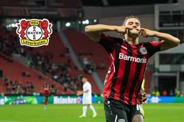 Leverkusen dreht Rückstand dank Florian Wirtz und rettet ersten EL-Sieg gegen Budapest