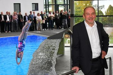 Dresden: Dresdens neue Super-Schwimmhalle: 23-Millionen-Euro-Bau in Prohlis endlich eröffnet!