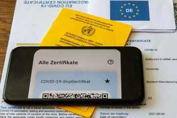 Coronavirus in Norden: Digitaler Impfnachweis bei Apotheken gefragt