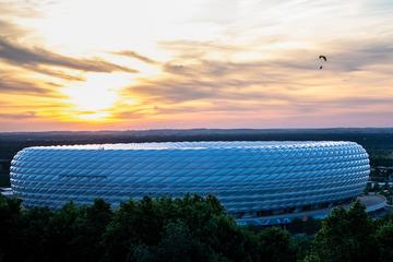 München: Das sagt Greenpeace zur Motorschirm-Aktion im Münchner EM-Stadion