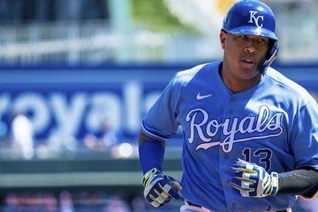 MLB: Perez hits historic home run in Royals win and stakes claim as one of the season's best sluggers