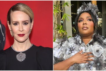 Double Trouble: Lizzo and Sarah Paulson team up for horrific fun on TikTok