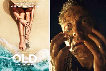 """""""Old"""": Erst Traumurlaub, dann Horrorszenario! Menschen altern an nur einem Tag um 50 Jahre"""