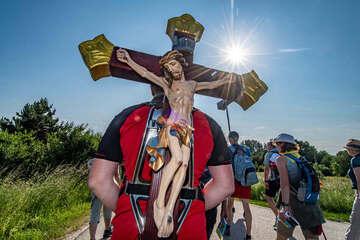 Pilgern in der Pandemie: So versucht die Kirche, Gläubige zu vertrösten