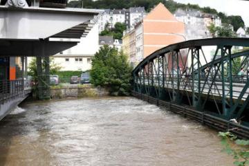 NRW im Hochwassermonat Juli mit Rekord-Niederschlägen