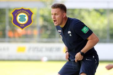 16. Zweitliga-Saison! Shpilevski tritt bei Erzgebirge Aue ein schweres Erbe an