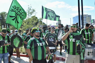 Austin FC's loud and proud homecoming proved that MLS is exactly what the city needed