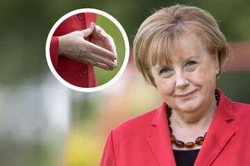 """Köln: Merkel-Double fällt es schwer, sich die """"Raute"""" wieder abzugewöhnen"""