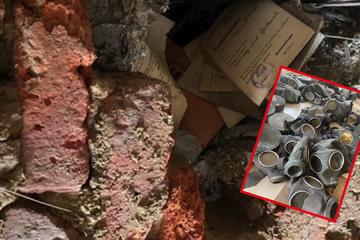 Gänsehaut-Fund nach Hochwasser: Mann entdeckt uralte Nazi-Überbleibsel