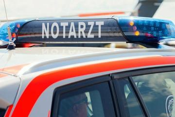 München: Halbnackter Mann verbeisst sich in Bein von Polizisten, wenig später ist er tot