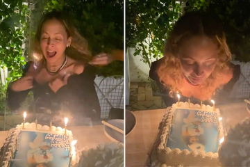 """""""That's hot"""": Nicole Richie's 40th birthday was a fiery one to remember"""