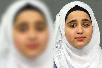 Vermisste 15-Jährige: Shphed K. schon seit Tagen verschwunden, ist sie in Frankfurt?