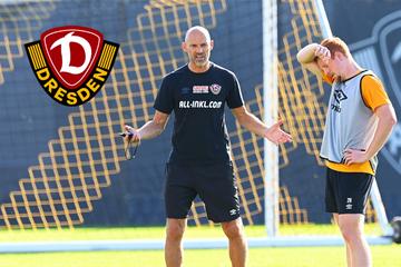 """Dynamo-Coach Schmidt: """"Brauchen gewisse Frusttoleranz""""! Will soll Kade ersetzen"""