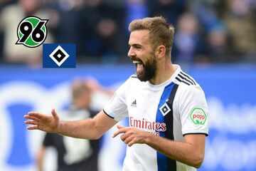 Ex-HSV-Stürmer Hinterseer vor Rückkehr in die 2. Bundesliga