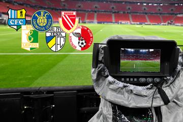 Regionalliga Nordost: MDR, RBB und Ostsport.TV sichern sich Senderechte