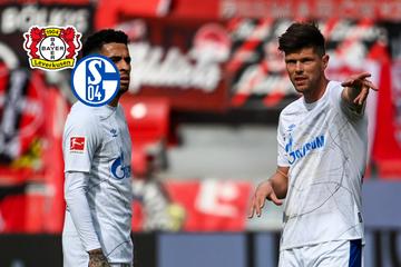 Schalke 04 kassiert bei Bayer Leverkusen trotz Huntelaar-Tor die nächste Pleite!