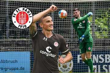 So könnte der FC St. Pauli zum Saisonstart gegen Holstein Kiel auflaufen