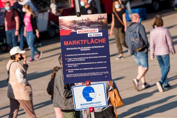 30er-Marke überschritten: Ist das der Grund für die hohe Corona-Inzidenz in Hamburg?
