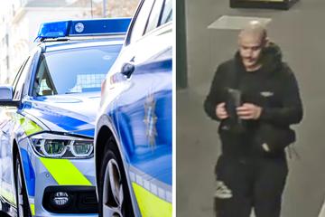 Nach Rassismus und Messer-Attacke in U-Bahn: Polizei sucht diesen Mann