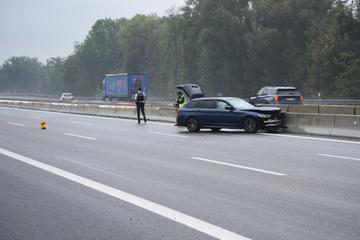 Unfall A6: Chaos auf der A6! Drei Autos crashen und verursachen Sperrung im Morgenverkehr