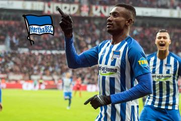 Starke Verwandlung: Ex-Hertha-Star Kalou lässt die Muskeln spielen