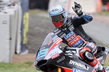MotoGP: Schrötter holt beim Sachsenring-Geisterrennen ordentlich Punkte