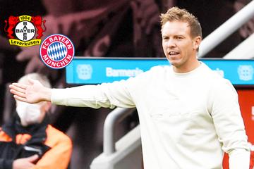 """Leverkusen im Topspiel zerlegt: Bayern-Trainer Nagelsmann feiert """"extreme Schritte"""""""
