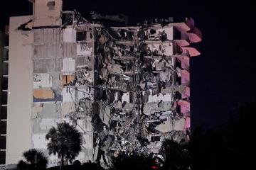 Wohnhaus in Florida eingestürzt: Mindestens ein Toter