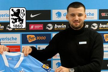 TSV 1860 München verlängert Vertrag mit Keanu Staude