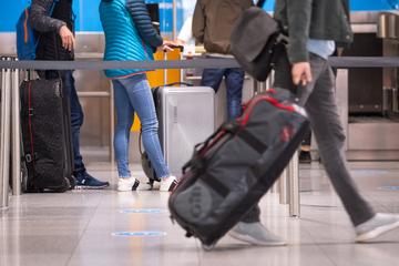 München: Schlangen am Flughafen München: Chaos bleibt aber aus