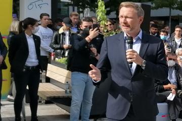 """FDP-Chef Lindner attackiert Söders Corona-Politik: """"Nicht mehr der Staat des Grundgesetzes"""""""