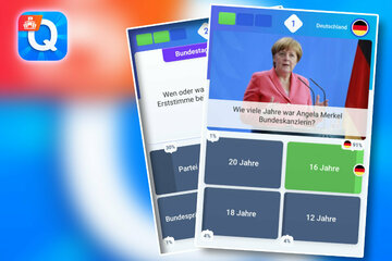 Rätsel-Wettkampf zum Polit-Ereignis: Quizduell bringt Special zur Bundestagswahl