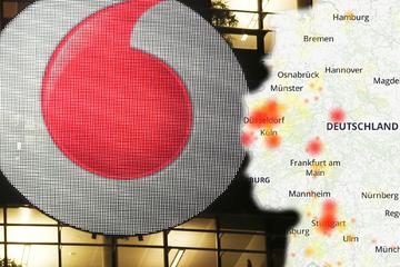 Totalausfall bei Vodafone! Störung trifft mehrere deutsche Großstädte