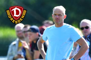 David Jarolim macht ein Praktikum bei Dynamo Dresden!