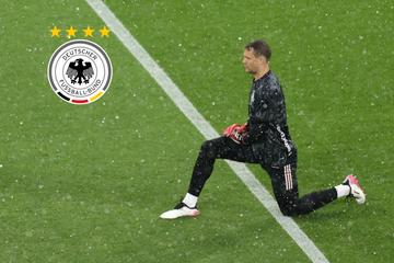 DFB-Team geht in die Knie! Nationalelf setzt ein Zeichen gegen Rassismus