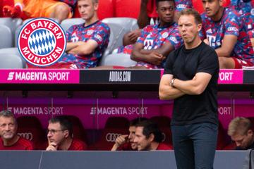 Sorgen beim FC Bayern? Nagelsmann nach Sieglos-Serie unter Druck