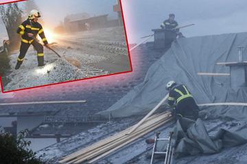 Schneepflüge im Einsatz: Unwetter in Österreich sorgt für Rekordschaden in Millionenhöhe!