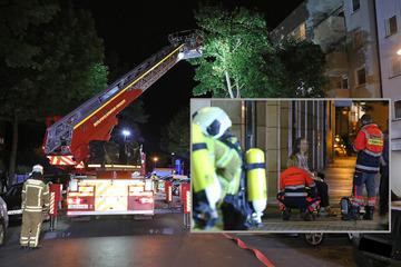 Dresden: Schwerverletzter bei Wohnungsbrand in Striesen