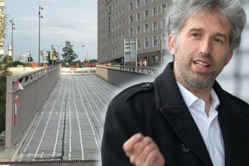 Radeln auch im Winter: Tübingen bekommt heute eine beheizte Fahrrad-Brücke