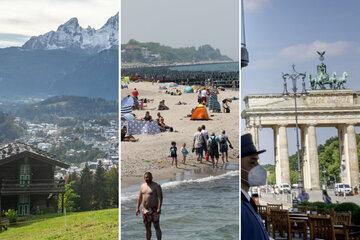 Corona und Urlaub: Das ist in den jeweiligen Bundesländern möglich!