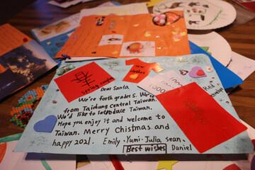 """""""Lieber Weihnachtsmann"""": Post bekommt so viele Kinderbriefe wie nie"""