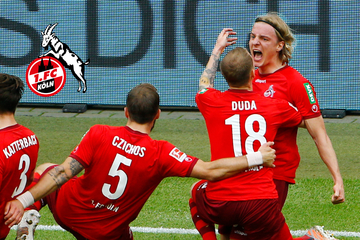 Erstes Spiel der Relegation: 1. FC Köln tritt heute gegen Holstein Kiel an!