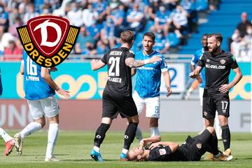 Dynamo Dresden: Deshalb wurde die Rote Karte zum Vorteil für die Lilien
